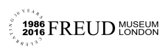 30th Anniversary Logo - The Freud Museum black