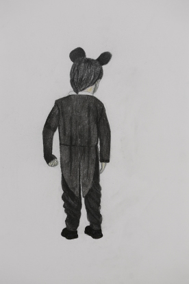 untitled (Mouse boy)